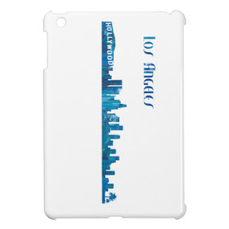 Los Angeles Skyline Silhouette Case For The iPad Mini