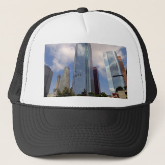 Los Angeles Skyline Trucker Hat