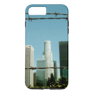 Los Angeles Skyscrapers iPhone 7 Plus Case