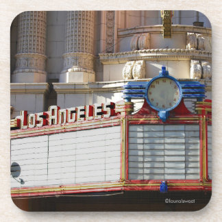 Los Angeles State Theater Marquee Photo Coaster
