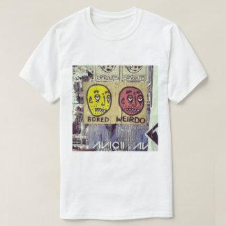 Los Angeles Street Art Graffiti Character T-Shirt