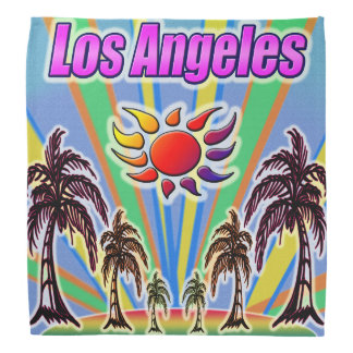Los Angeles Summer Love Bandana