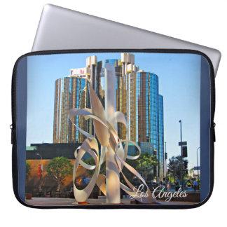Los Angeles Travel Photos Laptop Sleeve