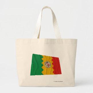 Los Angeles Waving Flag Bags