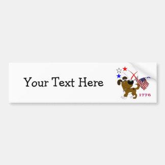 Los Cachorros Bumper Sticker