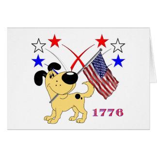 Los Cachorros Greeting Card