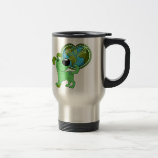Los Cachorros Stainless Steel Travel Mug
