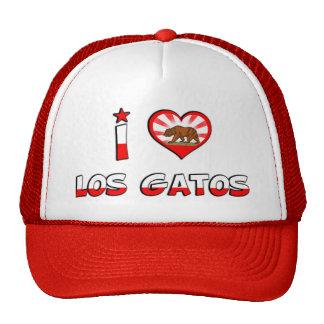Los Gatos, CA Hat