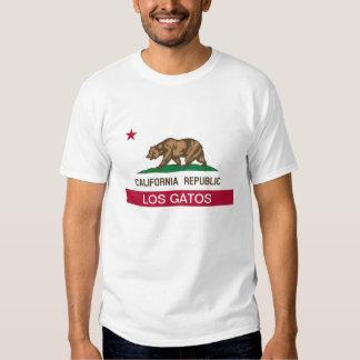 Los Gatos California T Shirts