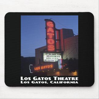 Los Gatos Theatre Mousepad