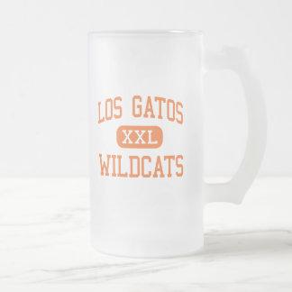 Los Gatos - Wildcats - High - Los Gatos California Mugs