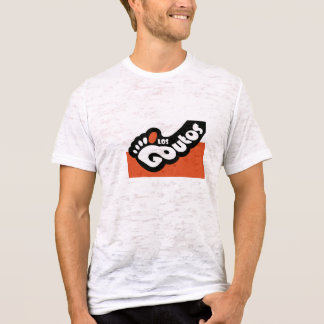 Los Goutos Logo Burnout T T-Shirt