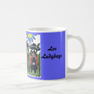 Los Ladybugs Coffee Mug