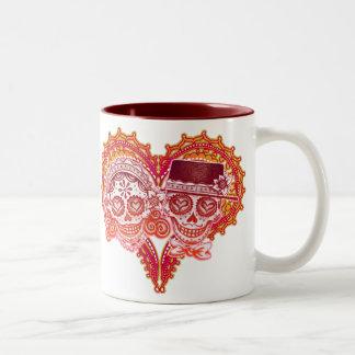 Los Novios - Day of the Dead Mug