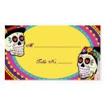 Los Novios Table Place Card