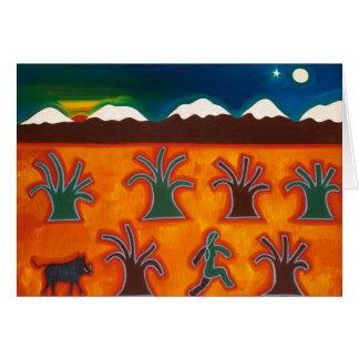 Los Olivos en el Invierno 2010 Card