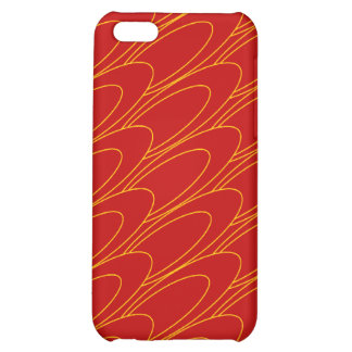 Los Ovals (red) iPhone 5C Cover