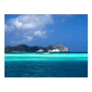 Los Roques Islands, Venezuela Postcard