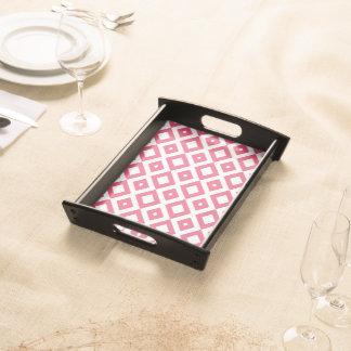 Losango Pink Tray