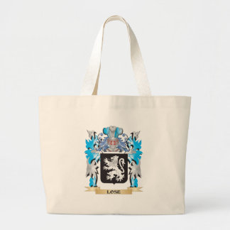 Lose Coat of Arms - Family Crest Tote Bags