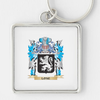 Lose Coat of Arms - Family Crest Keychains