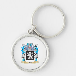 Lose Coat of Arms - Family Crest Key Chains