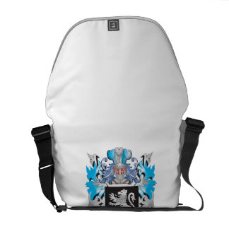 Lose Coat of Arms - Family Crest Messenger Bags