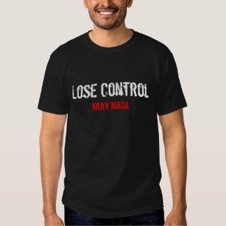 Lose Control Krav Maga tshirt