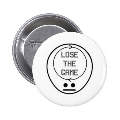 Lose The Game Button / Badge