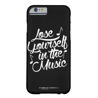Lose Yourself in the Music iPhone 6/6s case