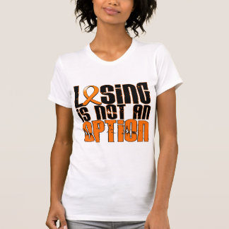 Losing Is Not An Option Multiple Sclerosis T Shirts