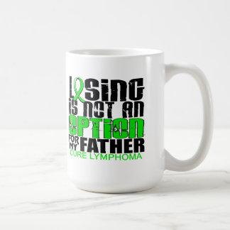 Losing Not Option Lymphoma Father Mugs