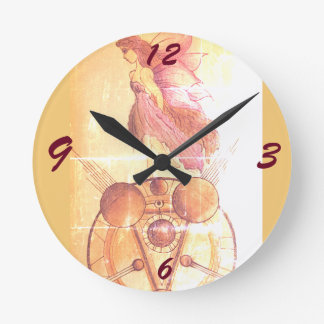 Losing Time Round Clock