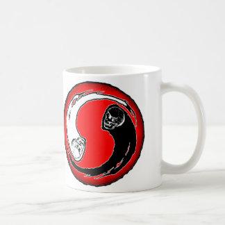 LosMoyas Yin Yang Coffe Mug