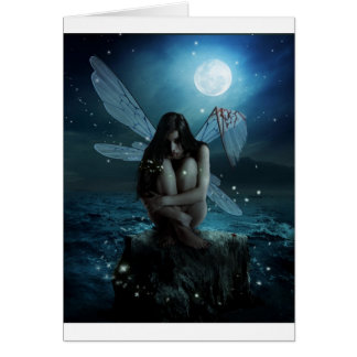 Lost and Broken Fairy Card
