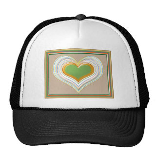 LOST and FOUND : Dancing Hearts Trucker Hats