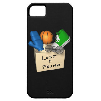 Lost And Found iPhone 5 Cover