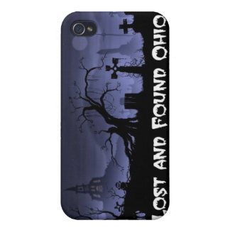Lost and Found Ohio iphone Case Cases For iPhone 4