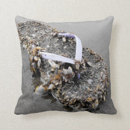 Lost And Found Pillow