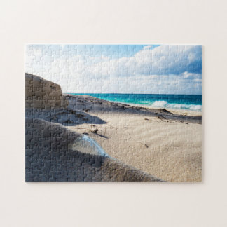Lost At Sea | Tropical Beach Jigsaw Puzzle