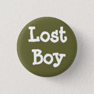 Lost Boy 3 Cm Round Badge