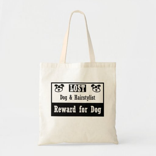 Lost Dog Hairstylist Bags