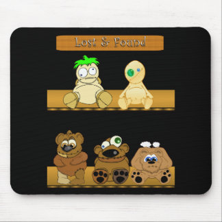Lost & Found Mouse Pad