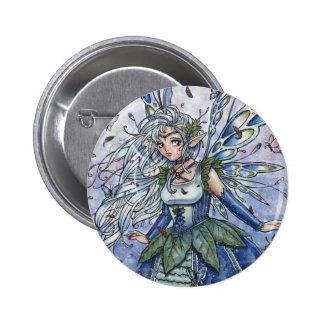 Lost In A Fairy Tale Fairy Button