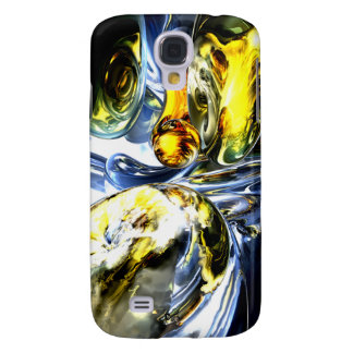 Lost in Space Abstract 3G Samsung Galaxy S4 Cover