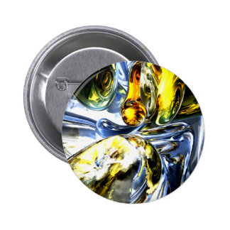 Lost in Space Abstract Button