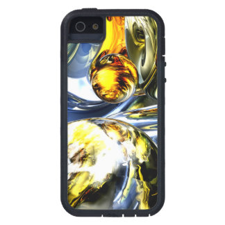 Lost in Space Abstract iPhone 5/5S Cases