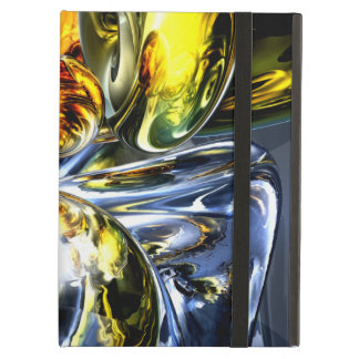 Lost in Space Abstract Cover For iPad Air