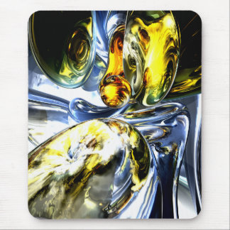 Lost in Space Abstract Mousepad