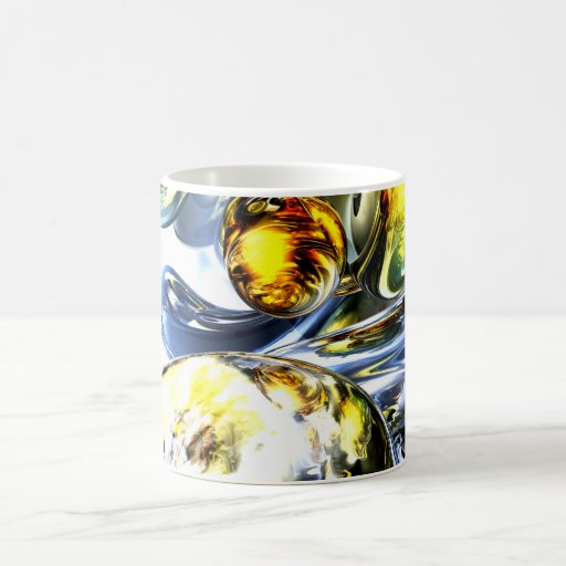 Lost in Space Abstract Mug